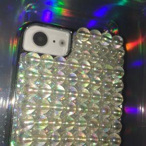 Beaded iPhone 6/7/8 Case